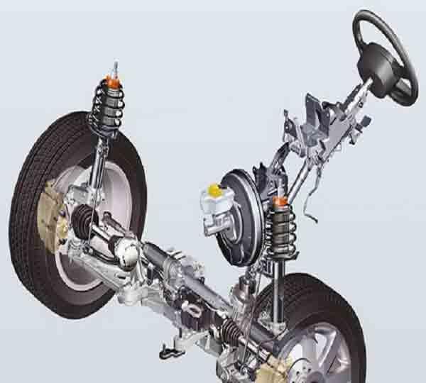 بررسی اجزای مختلف سیستم فرمان خودرو